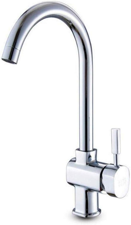 Kitchen Bath Basin Sink Bathroom Taps Kitchen Sink Taps Bathroom Taps Copper Cool and Hot Kitchen Faucet Ctzl0496
