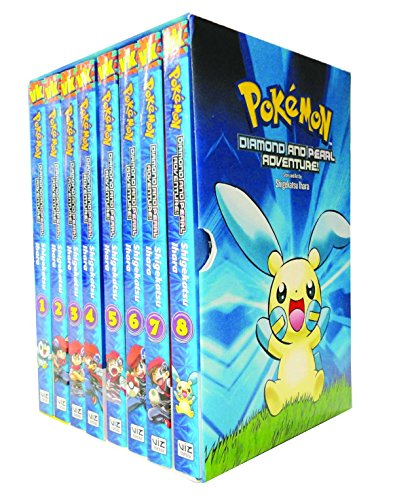 POKEMON DIAMOND & PEARL ADV BOX SET