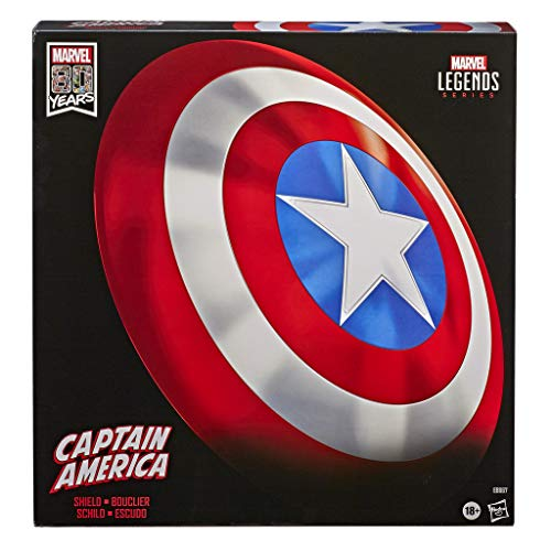 Marvel Legends Avengers - Edition Collector Black series - Bouclier de Captain America