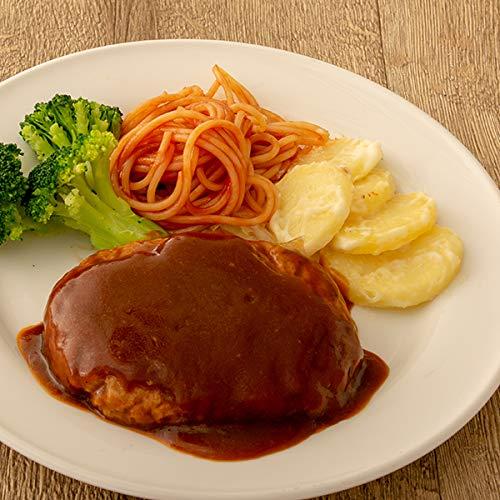 お店のための ソースインハンバーグ(デミグラスソース)10個入り【冷凍】【UCCグループの業務用食材 個人購入可】【プロ仕様】