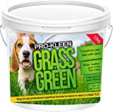 Best Lawn Fertilizers - Pro-Kleen Grass Green Lawn Fertiliser 2.5KG - Professional Review