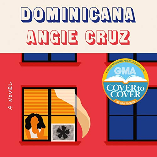 Dominicana audiobook cover art