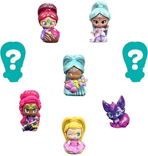 Fisher-Price Nickelodeon Shimmer & Shine, Teenie Genies, Series 2 Genie (8 Pack), #5