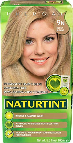 Naturtint - Permanent Hair Colorant 9N Honey Blonde - 5.6 fl.oz