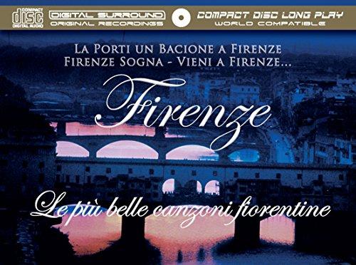 Firenze Le Piu Belle Canzoni Fiorentine (Box)