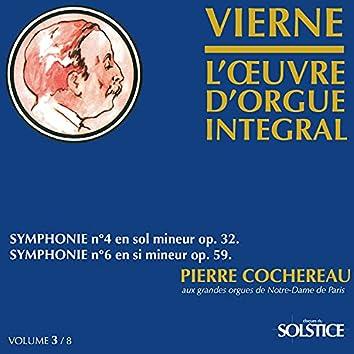 Vierne: Complete Organ Works (Vol. 3)