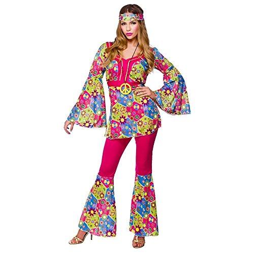 Plus Size (22-24) Feeling Groovy Hippie - Adult Costume.