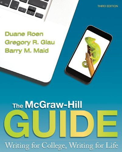 The McGraw-Hill Guide 3e with Handbook and Connect Composition for The McGraw-Hill Guide 3e
