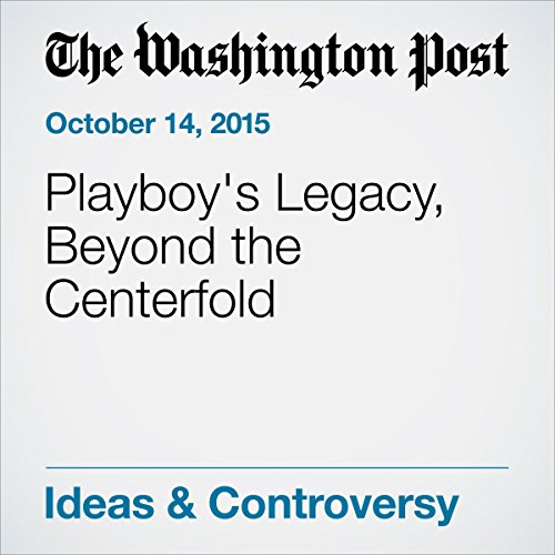 Playboy's Legacy, Beyond the Centerfold audiobook cover art