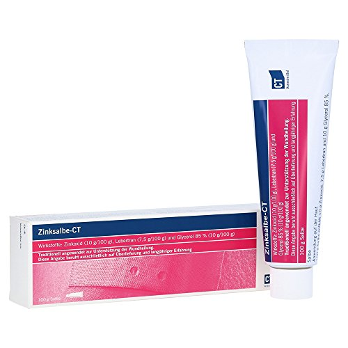 AbZ Pharma GmbH - Zinksalbe-CT, 100 g