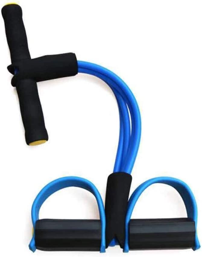 CZLWZZD Tummy Trainer Max 59% OFF Exercise 4 Sit-up Pedal Natural Latex Tube Max 80% OFF