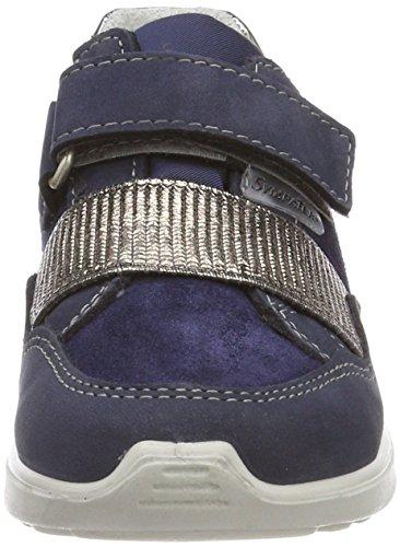 Ricosta Mädchen Milana Sneaker, Blau - 2