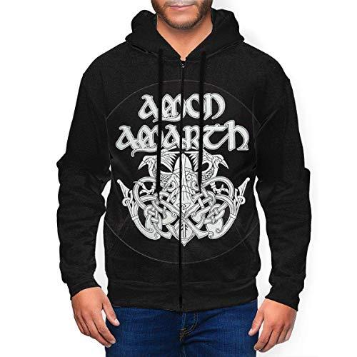 Herren Amon Amarth Langarm Hoodie Sweatshirt Fashion Shirt