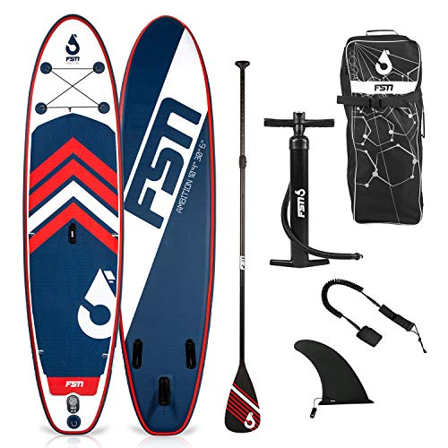 FSN Paddle Gonflable Ambition 10'4-317 x 76 x 15...