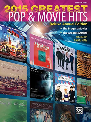 2015 Greatest Pop & Movie Hits: ...