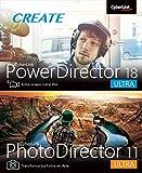 CyberLink PowerDirector 18 Ultra & PhotoDirector 11 Ultra Duo | PC | Código de activación PC enviado por email