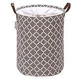 Sea Team - Cesto lavandería con diseño celosía marroquí, cesto lavandería...