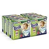 Babylino Sensitive Pants Maxi, 168 Pannolini Mutandina Taglia 4 (7-13Kg)