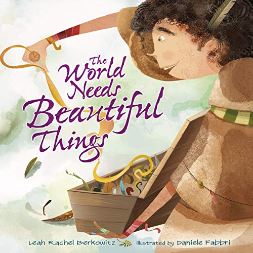 The World Needs Beautiful Things cover art