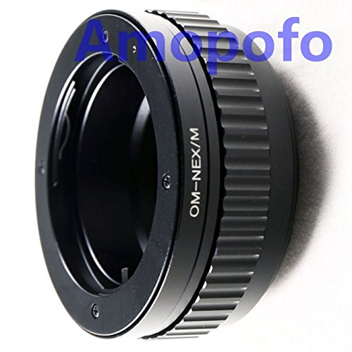 Amopofo Olympus OM lens naar Sony E mount adapter Macro Focusing Helicoid NEX-6 A7 A6000