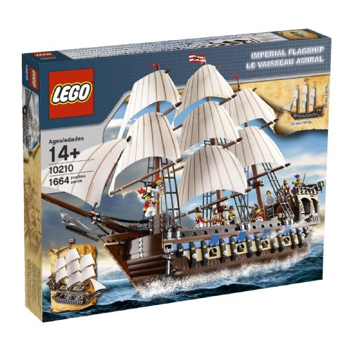 LEGO Speciale Collezionisti 10210 - Imperial Flagship