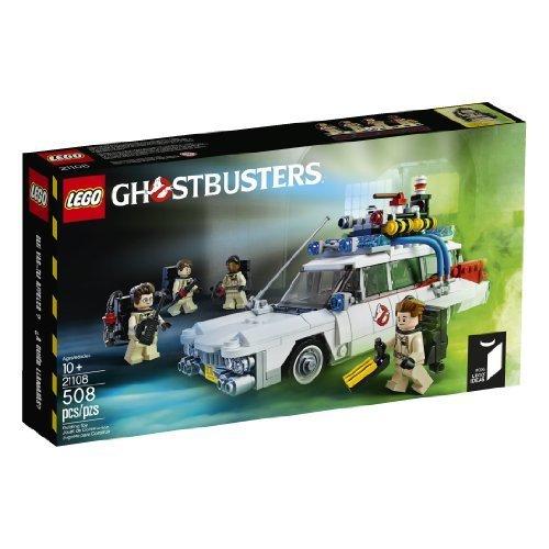 LEGO Ghostbusters Ecto-1 21108 by Leba House Pub