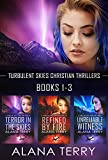 Turbulent Skies Christian Thrillers (Books 1-3) (Christian Thriller Box Set Book 1) (English Edition)