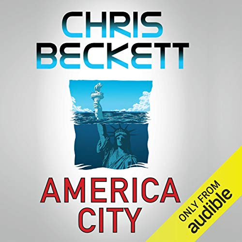 America City audiobook cover art