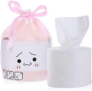 1 Pcs Disposable Face Towel Stretch Bag Roll Type Cleaning Supplies Face Towel