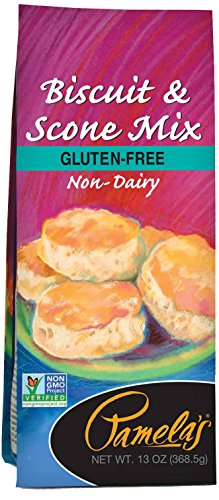 Pamela's Gluten Free Biscuit & Scone Mix, 13 Ounce