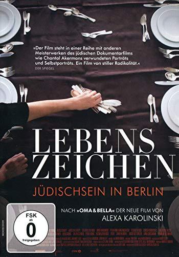 Lebenszeichen - Jüdischsein in Berlin [Alemania] [DVD]