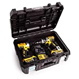 <span class='highlight'>Dewalt</span> DWST1-70703 TStak II Power Tool Storage Box T-STAK   Drill   Impact Inlay