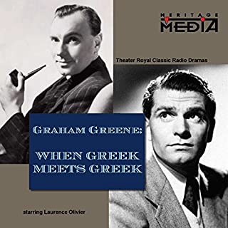 When Greek Meets Greek audiobook cover art