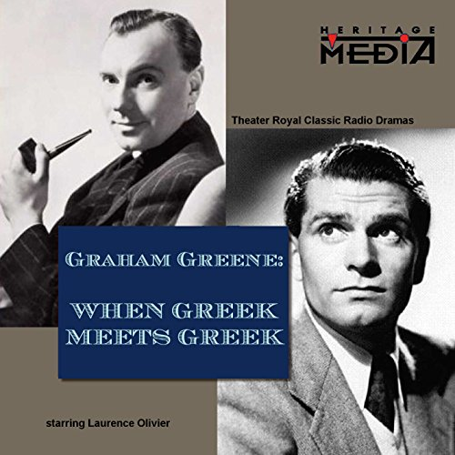 When Greek Meets Greek audiobook cover art