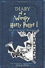 Diary of a Wimpy Harry Potter: The Cowardly Wizard: Humorous Story of a Wimpy Harry Potter For Kids Ages 9-12(Unofficial & Unauthorized)