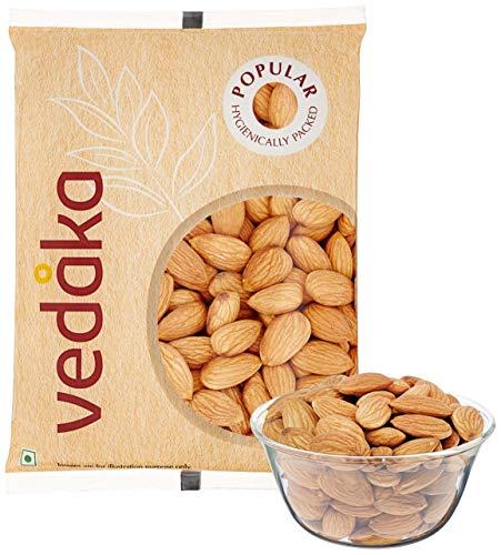 Vedaka Popular Whole Almonds, 200g & Vedaka Popular Cashews - Broken, 200g 2