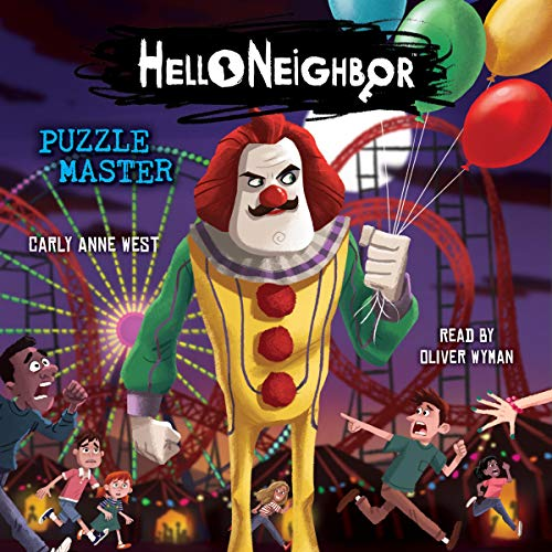 Puzzle Master cover art