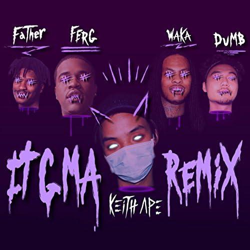 Keith Ape feat. A$AP Ferg, Father, Dumbfoundead & Waka Flocka Flame