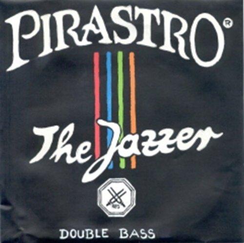 CUERDAS CONTRABAJO - Pirastro (Jazzer 344020) (Juego Completo) Medium 3/4