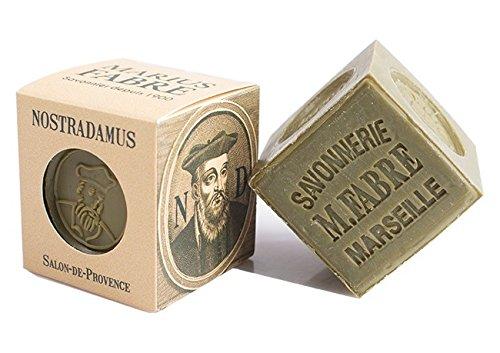 Marius Fabre - Lot de 2 Savons de Marseille à l'huile d'Olive 200g Collector\
