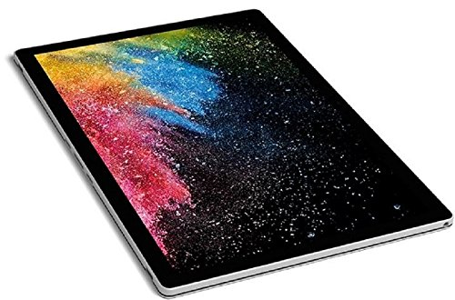 Microsoft Surface Book 2 38,1 cm (15 Zoll) Laptop (Intel Core i7-8650U, 16GB RAM, 256 GB SSD, NVIDIA GeForce GTX 1060, Win 10 Pro) silber