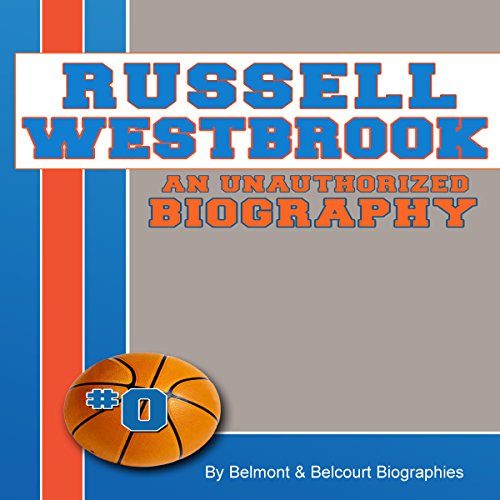 Russell Westbrook audiobook cover art