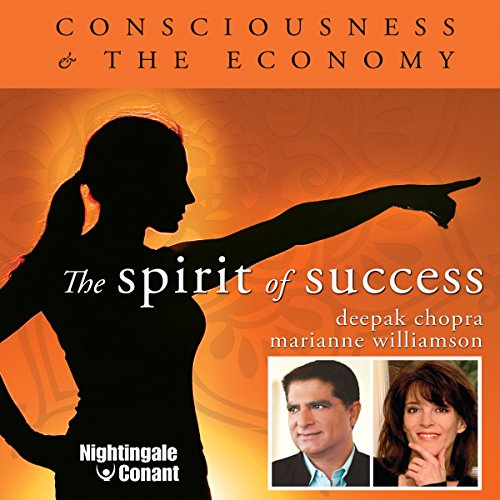 The Spirit of Success audiobook cover art