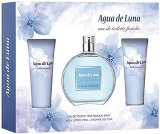 Puig 8411061906415 - Estuche Agua de Luna 3 Piezas