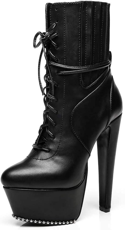 Giaro Sailing Stiefelette in Übergrößen Schwarz Sailing schwarz schwarz schwarz Matte große Damenschuhe, Größe 42  9f60a2