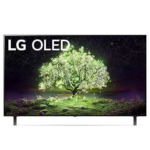 LG A1 Series OLED 4K HDR Smart TV Sale: 48