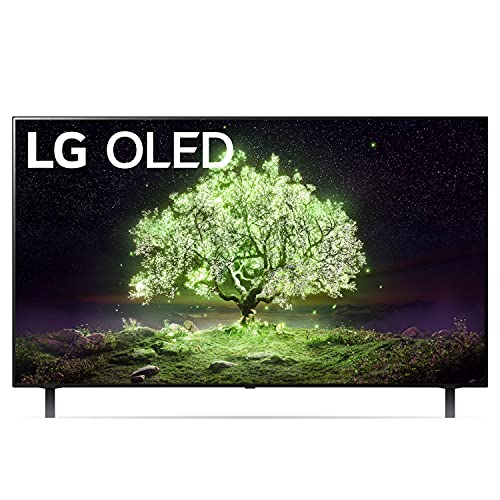 "LG OLED A1 Series 48"" Alexa Built-in 4k Smart TV (3840 x 2160),..."