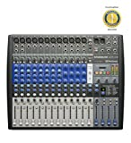 Presonus StudioLive AR16 USB 18-channel Hybrid Performance and Recording Mixer with 1 Year Free Extended WarrantyandMicrofiber