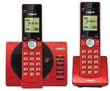 VTech DECT 6.0 Dual Handset Cordless Phones with ITAD, CID, Backlit Keypads