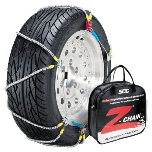 Security Chain Company Z-555 Z-Chain Extreme Performance Cable Tire Traction Chain -